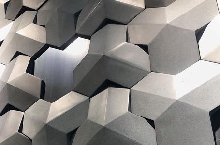سنگ های سه بعدی مصنوعی
